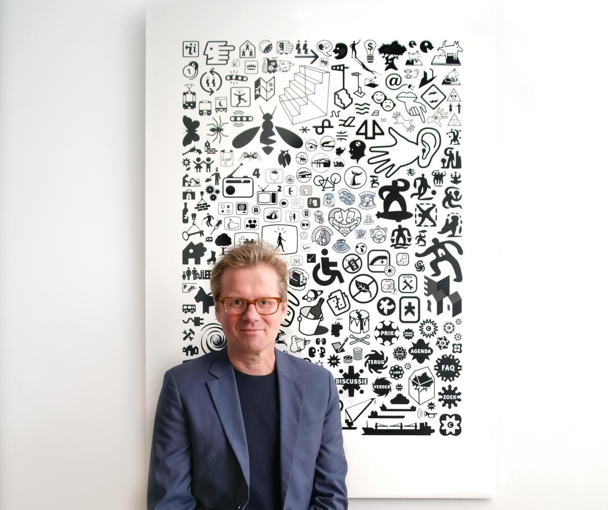 Live illustreren - Maurice Blok