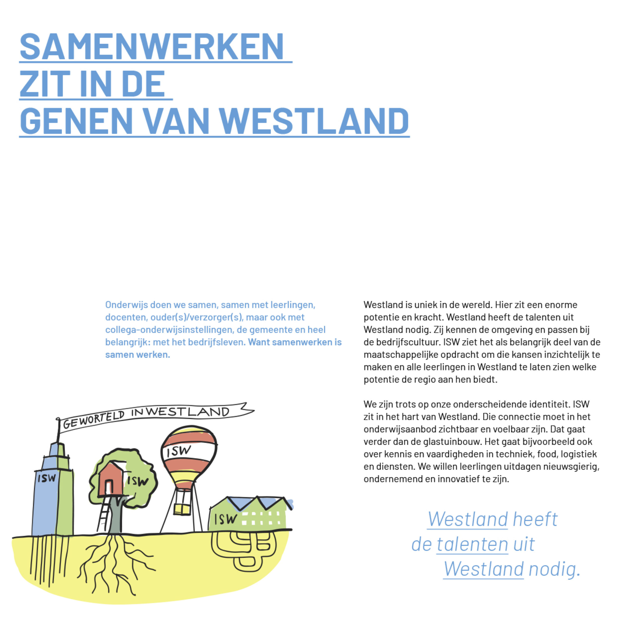 Visiedocument Vo Westland 03